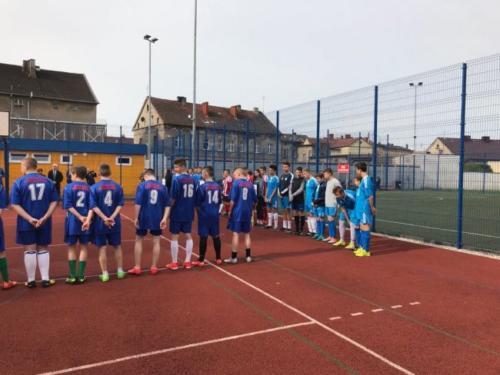 XIII Turniej Szkół Noszących imię Powstańców Wielkopolskich w piłce nożnej