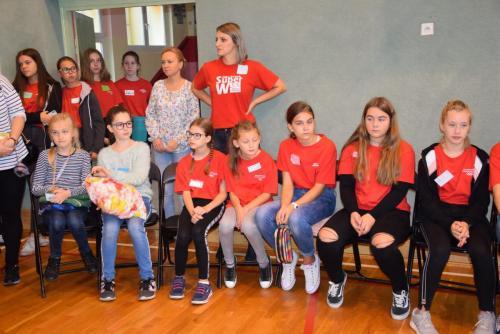Międzyszkolny Zjazd Wolontariuszy